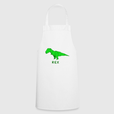 rex origami - Cooking Apron
