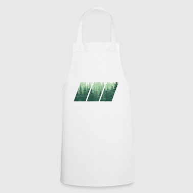 Wood - Cooking Apron