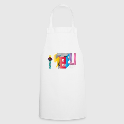 I SEE U - Cooking Apron