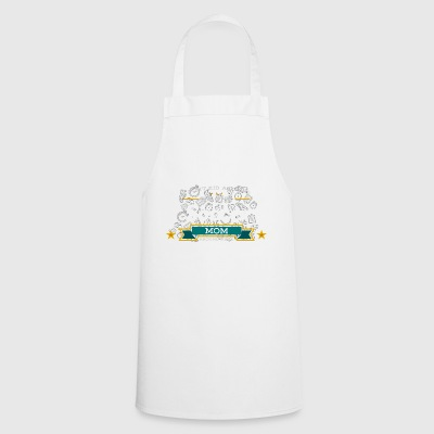 Soccer Mom Mom Shirt Gift Idea - Cooking Apron