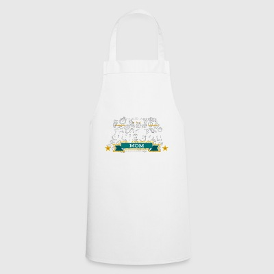 Table Tennis Mom Mom Shirt Gift Idea - Cooking Apron