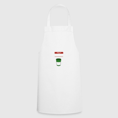 What is my name is - Cooking Apron