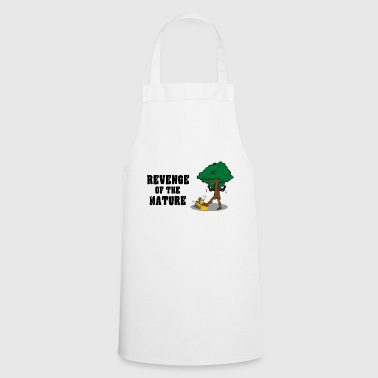 Revenge of nature - Cooking Apron