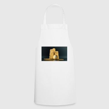 Bitcoinberg Bitcoin money coins - Cooking Apron