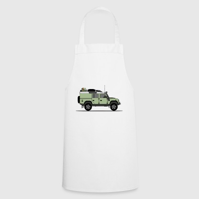 Defender 110 Offroad - Cooking Apron