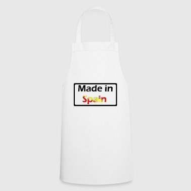 Made in Spain schraff - Cooking Apron
