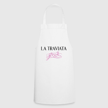 the green traviata - Cooking Apron