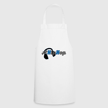 #Hip hop - Cooking Apron