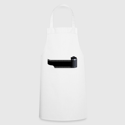 The photographic film - Cooking Apron