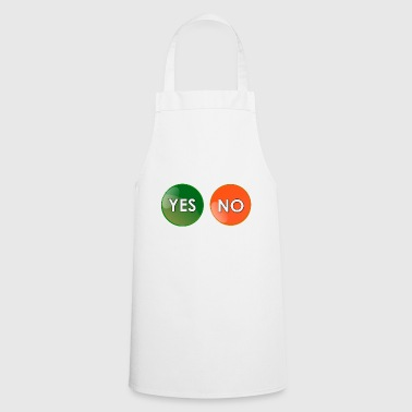 Yes or no ? - Cooking Apron