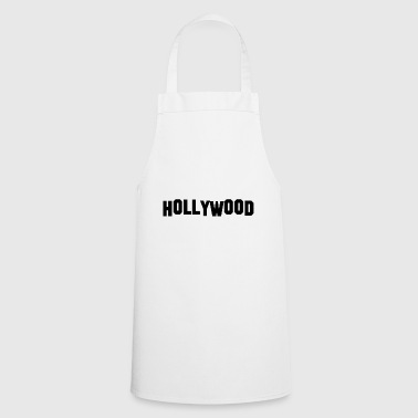 HOLLYWOOD gift idea - Cooking Apron