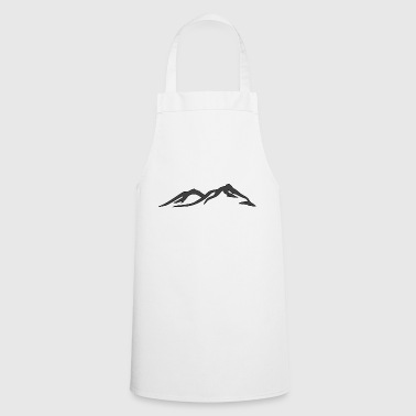 Mountain hiking gift gift idea - Cooking Apron
