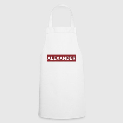 Alexander - Cooking Apron