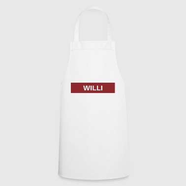 Willi - Cooking Apron