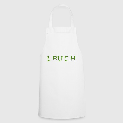 leek - Cooking Apron