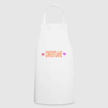 Christiane - Cooking Apron