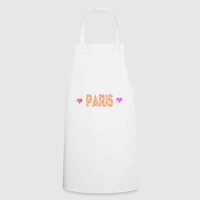 Paris - Tablier de cuisine