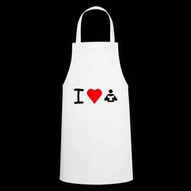 I love reading bookworm bookworm - Cooking Apron