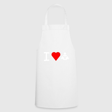 I love reading - Cooking Apron
