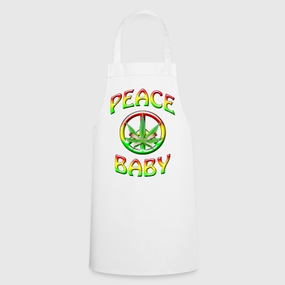 Peace Baby - Cooking Apron