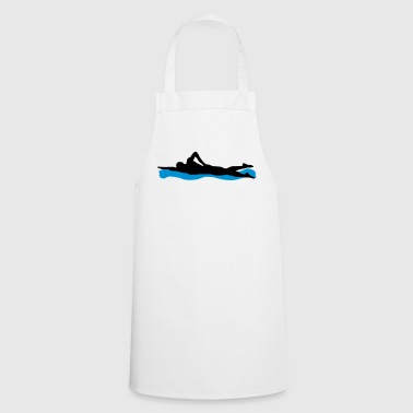swimming - Cooking Apron