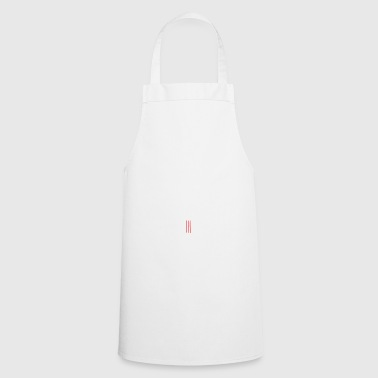 Counting - Cooking Apron