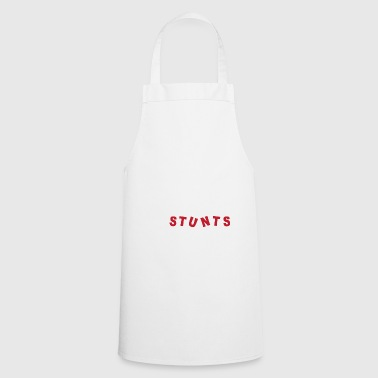 MY OWN STUNTS - Cooking Apron
