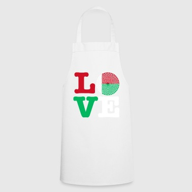 MADAGASCAR HEART - Cooking Apron