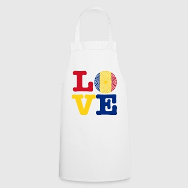 ROMANIA HEART - Cooking Apron