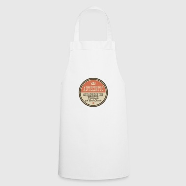AUTHENTIC CONTSRUCTION WORKER - CONSTRUCTION WORKER - Cooking Apron