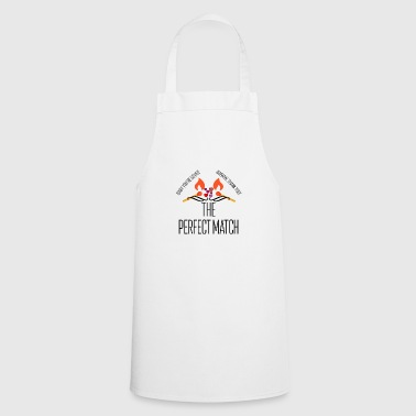 The perfect match - Cooking Apron