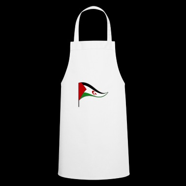 Western Sahara. Western Sahara. Flag. Banner. country - Cooking Apron
