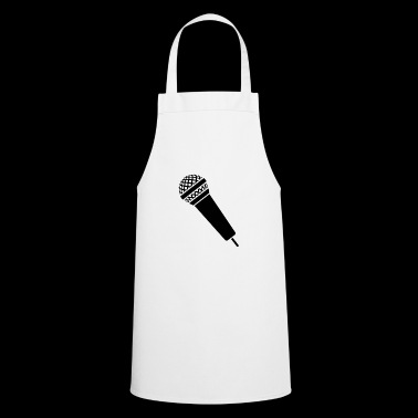 Stage microphone - Cooking Apron