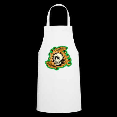 Western Skull - Cooking Apron