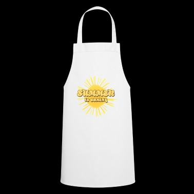 Summer is coming, gift seasonal change - Cooking Apron