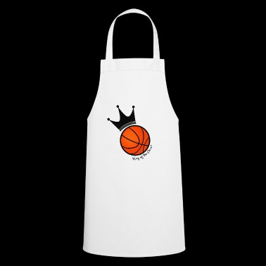 King of the court basketball - Cooking Apron