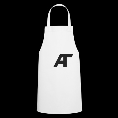 AT Initials Monogram Gift Idea Gift - Cooking Apron