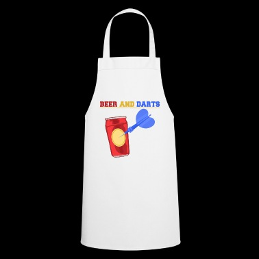 Beer and darts pub Sport Bullseye drink bar - Cooking Apron