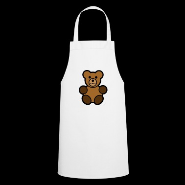 Papabär Father's Day Idea regalo Orso animale - Grembiule da cucina
