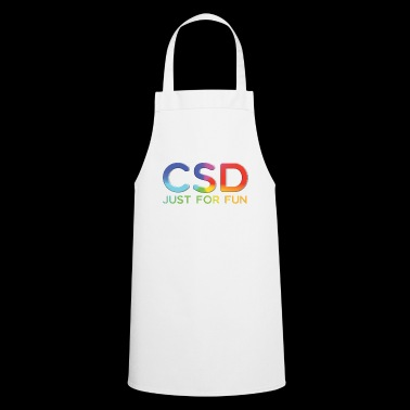 CSD Just for Fun Rainbow Parade - Cooking Apron