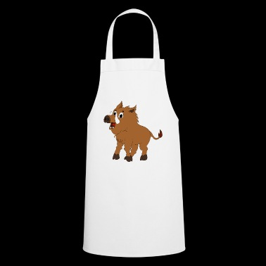 wild boar - Cooking Apron