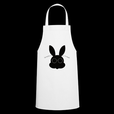 in there, out there - Cooking Apron