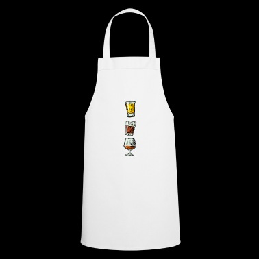 SHOTS SHOTS SHOTS - Cooking Apron