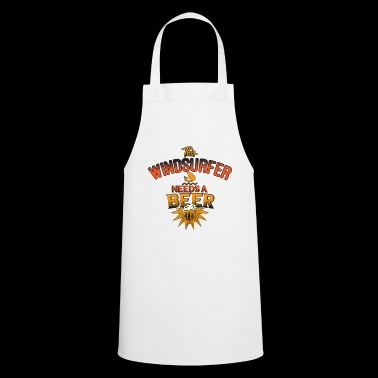 This windsurfer needs a beer festival idea - Cooking Apron
