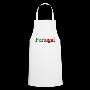 Le Portugal aux couleurs nationales - Tablier de cuisine