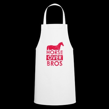 Horses horse show jumping gift idea - Cooking Apron