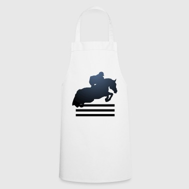 Show jumping, Stallion, Mare, Horse, Reitsport - Cooking Apron