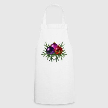 Christmas decoration - Cooking Apron