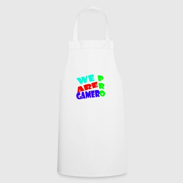 WE ARE PRO GAMER - Cooking Apron