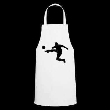 Football kicker - Cooking Apron